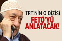 TRT dizisinde FETÖ sürprizi!