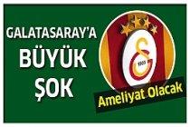 Galatasaraylı oyuncu bıçak altına yatıyor