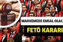 Mahkemede Emsal Olacak O Karar !