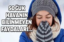 Soğuk Havanın Hiç Bilmediğimiz Faydaları