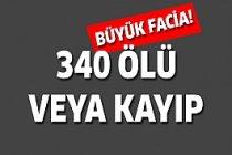 Son Dakika: Facia'da öldüler veya kayboldular...