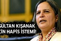 Son Dakika: Gültan Kışanak'a hapis şoku!