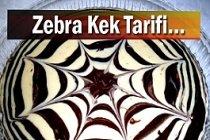 Zebra Kek Tarifi...