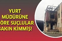 Adana Aladağ'daki yurt yangının detayları...