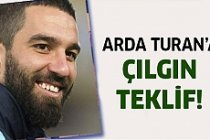 Arda Turan'a büyük teklif!