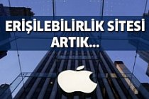 Apple Erişilebilirlik Sitesi Artık...