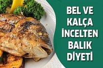 Balık Diyeti İle Bel ve Kalçalarınız İncelsin