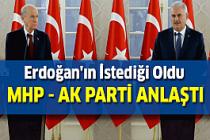 Başkanlık haftaya Meclis'te! Erdoğan'ın istediği oldu