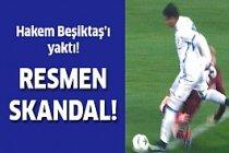 Beşiktaş aleyhine skandal karar!