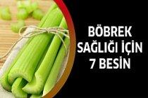 Böbrek sağlığını korumak için 7 besin!