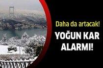 Bu saate dikkat! İstanbul hava durumu...