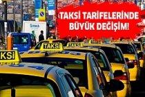 Taksilerde kısa mesafe sorunu çözüldü!