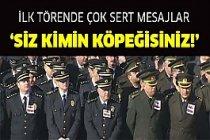 İstanbul Emniyet Müdürü: Siz kimin köpeğisiniz!
