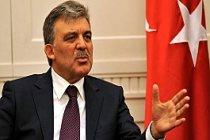 Abdullah Gül'den denetleme talimatı
