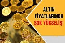 Altın fiyatları güne yükselişle başladı! İşte son durum...
