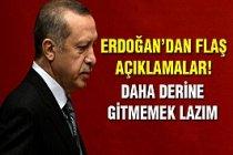 Erdoğan'dan OHAL yorumu: Netice alana kadar devam