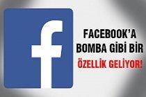 Facebook'a Özel Günler İçin Bir Yenilik Daha Geliyor