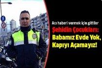 Felaketten kurtaran kahraman polisimiz...