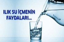 Ilık Su İçmenin İnanılmaz Faydaları