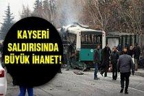 Kayseri'deki saldırı ile ilgili flaş tutuklamalar!