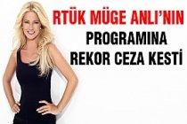 Müge Anlı'nın Programına RTÜK'ten Rekor Ceza !