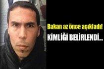 Ortaköy saldırganının kimliği belirlendi!