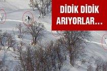 PKK'nın Kış Sığınakları Ele Geçirildi !