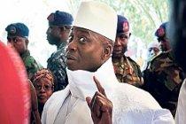 Senegal askerleri Gambiya'ya girdi