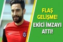 Transferde Flaş Gelişme ! Mehmet Ekici imzayı attı...