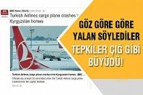Türk kargo uçağı düştü! Hayatını kaybedenler var