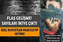 Türk Özel Kuvvetleri tarafından paketlendi!