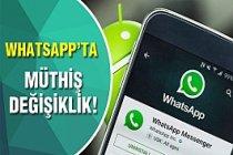 WhatsApp'a iki bomba gibi bir özellik geldi!