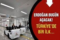Cumhurbaşkanı Erdoğan Açılışı Bugün Yapıyor