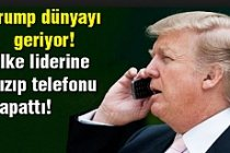 Donald Trump'tan Flaş İddia!