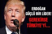 Erdoğan ve Trump'tan Telefon Görüşmesi! İşte Detaylar...