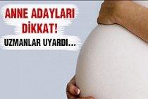 İdrar Yolu Enfeksiyonunuz Varsa Hamileliğe Dikkat!