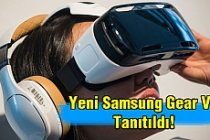 Kontrol Cihazıyla Birlikte Gelen Yeni Samsung Gear VR Tanıtıldı!