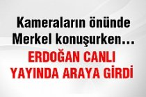 Merkel Ankara'da !