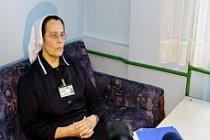 Rahibelerin hemşirelik yapma geleneği devam ediyor
