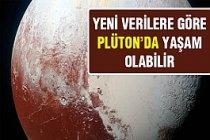 Bilgilere Göre Plüton'da Yaşam Olabilir