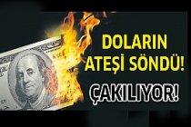 Dolarda Son Durum Ne Oldu ?