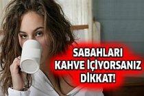 Günün hangi saatinde kahve tüketmelisiniz?