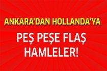Hollanda'ya Türkiye'den iki nokta...