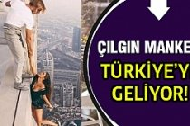 İşte 'Çılgın manken' Türkiye'ye geliyor