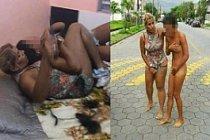 Kocasını başka bir kadınla yatakta bastı! İşte Aldatılan kadının öfkesi...