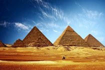 Mısır Piramitleri ve Gizemleri