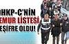 DHKP-C'nin memur listesi deşifre oldu