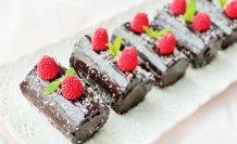 Çikolatalı Muzlu  Mini Rulo Pasta Tarifi