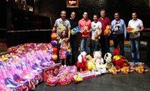 Soma'ya 5 bin oyuncak!