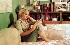 Marilyn Monroe'nun Kitaplığı...